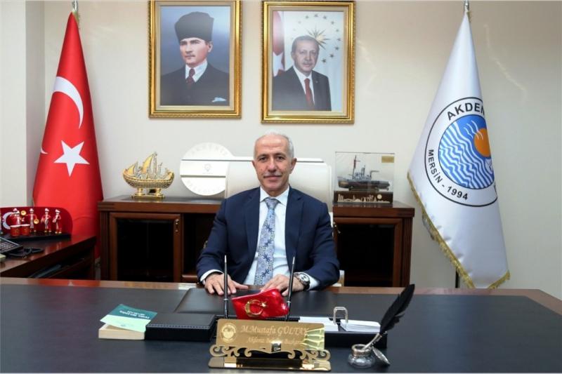 Akdeniz'de yeni başkan yardımcıları Mahmut Çalış ve Tufan Nenni oldu