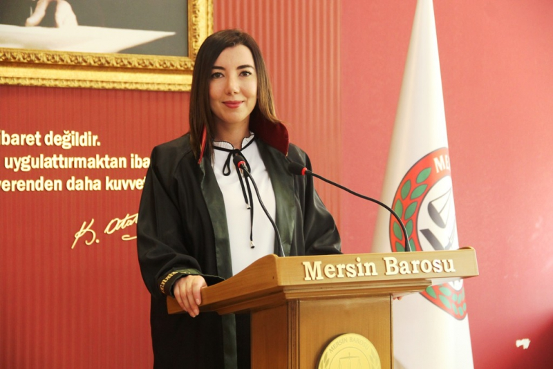 Av. Hibe Gökalp'ten Kocaeli'deki avukat cinayetine tepki