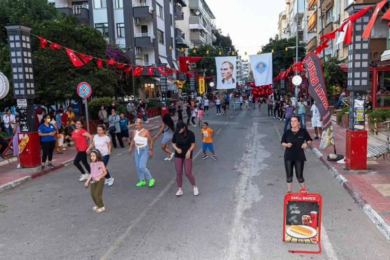 'Avrupa Hareketlilik Haftası' Mersin'e hareket katıyor