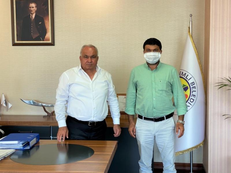 Bal Üreticileri , Erdemli E-Ticaret projesine Katılıyor