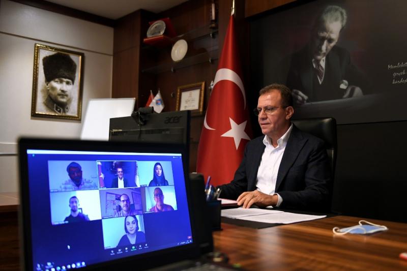 """BAŞKAN SEÇER: """"400 BİN MİSAFİR BARINDIRAN TESİS KURULACAK"""""""