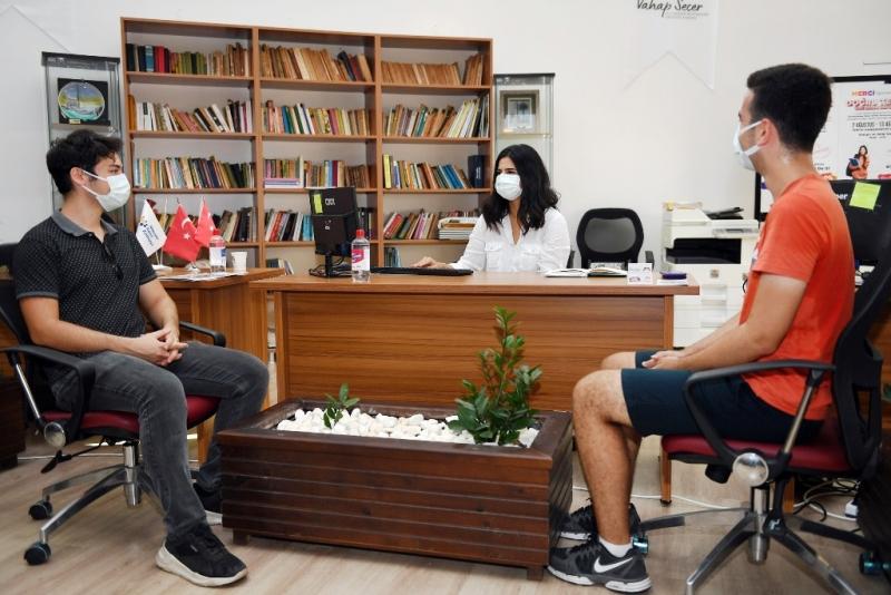 Büyükşehir Belediyesinin tercih danışmanlığı desteğinde süre 20 Ağustos'a uzatıldı