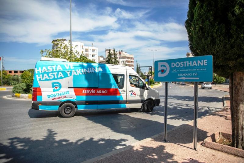 Dosthane 5 ayda 258 kişiye kucak açtı
