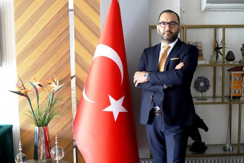 Karaalioğlu Mersin Türkiye'nin sanayi üssü olma yolunda