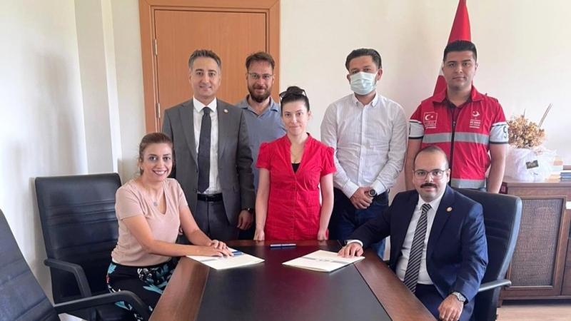 MERGÖÇ İle Mersin Valiliği Göç İdaresi arasında işbirliği protokolü