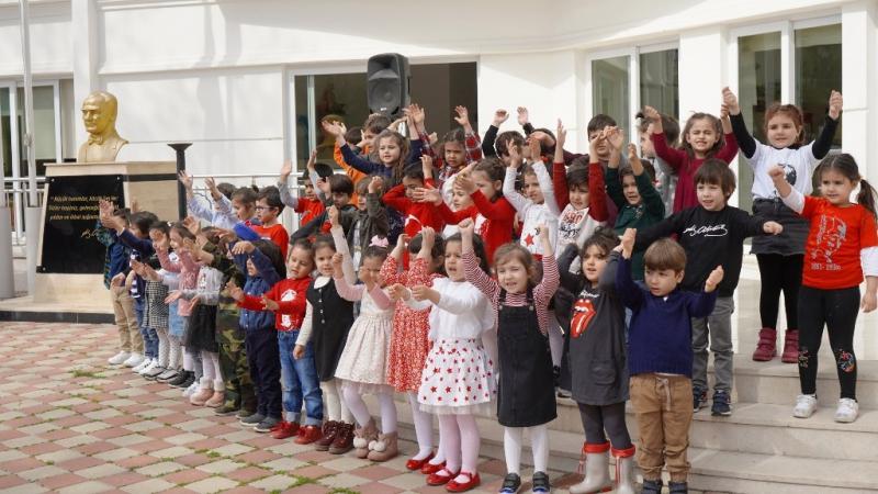 Mersin nüfusunun yüzde 27,4'ü çocuk