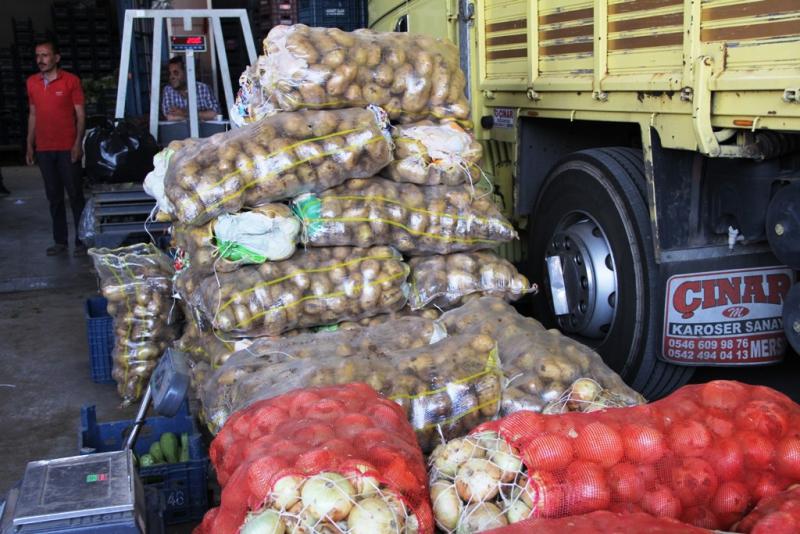 Mersin ve Adana'nın mayıs enflasyonu yüzde 16,59