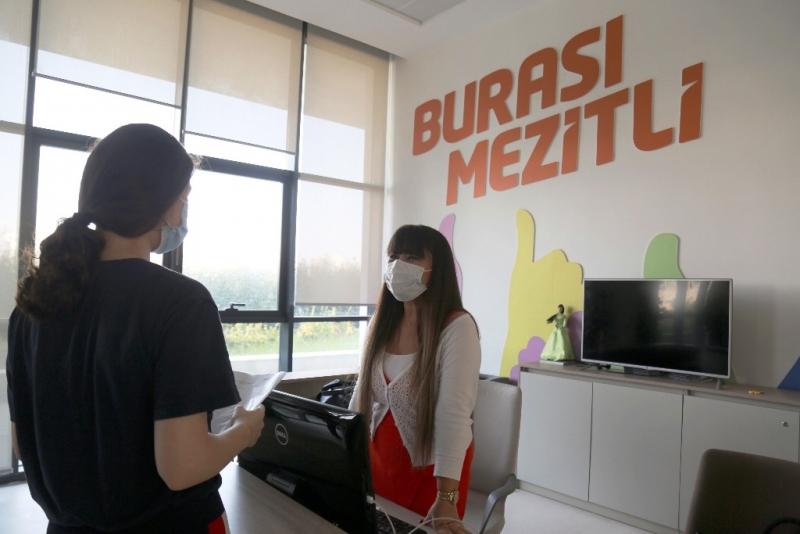 Mezitli Belediyesinden 'yazlık siteler öğrencilere yuva olsun' kampanyası
