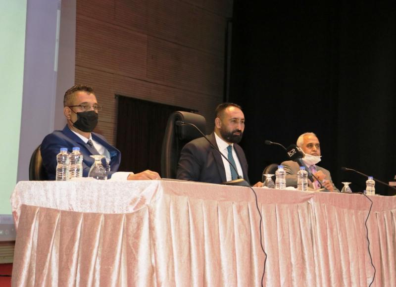 Toroslar'da yeni encümen ve komisyon üyeleri seçildi