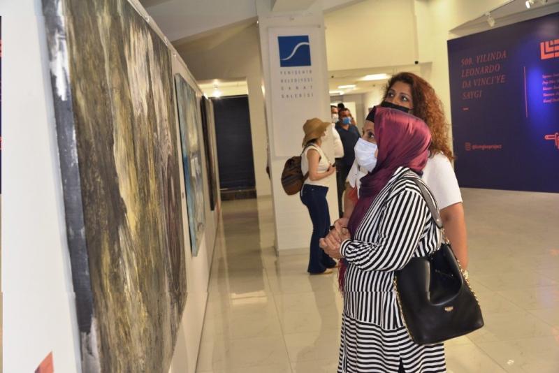 Yenişehir Belediyesinden belgesel gösterimi ve rehber eşliğinde sergi gezisi